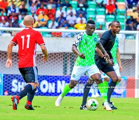 Super Eagles Youngest Goalscorer In History : Worst Outcome Vs RSA Must Be A Point