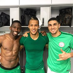 Super Eagles Star Leon Balogun Undergoes Surgery After Fracturing Left Hand