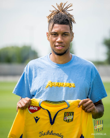 Done Deal : Ex-Germany U20 International Of Nigerian Descent Friede Joins FC DAC Dunajska Streda