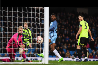Iheanacho Watches From The Bench As Man City, Liverpool Share The Spoils
