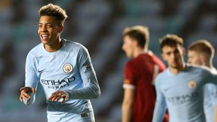 Felix Nmecha On Target For Man City U23 In Win Vs Liverpool, Brother Backs Him