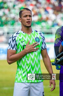 Troost-Ekong Reveals: Super Eagles Players Accepted Uzbek-Born Odemwingie More Than Me