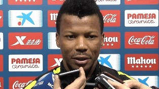 Ikechukwu Uche Delighted To Debut For Malaga