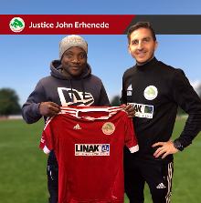 Official: Experienced Nigerian Striker Joins Danish Club FC Sonderborg
