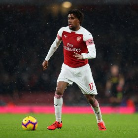 Iwobi Assesses His Performances For Arsenal In 2018-2019 Season