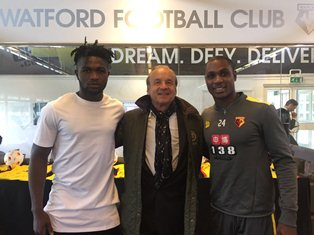 Unlike Chelsea, Watford Will Release Half-Fit Success To Nigerian Federation