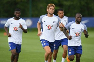 Omeruo Absent From Chelsea Training; Moses & Tomori Deployed As Wing-Backs