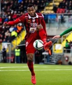 Ostersunds FK Midfielder Michael Omoh Delighted To Equal Best Scoring Run
