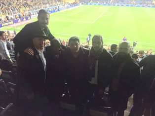 (Photo) Chelsea Send Scouts To Watch In-Form Nigeria Defender Omeruo Vs  Fenerbahçe
