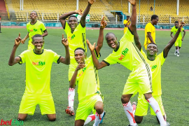 2019 Bet9ja Royal Cup Semifinalists Emerge