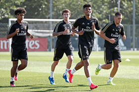 Real Madrid Bolster Squad With Akinlabi Ahead Of UYL Clash Against Juventus