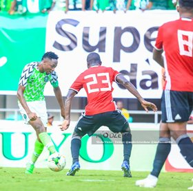 Super Eagles Captain Vs Libya, Ahmed Musa Admits Games Were Not Easy