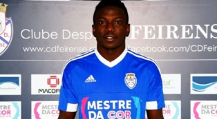 Etebo Goes Into Super Eagles Duty In Good Form, Gives Anniversary Gift To Feirense