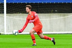Official : Talented Chelsea Goalkeeper Joins Another London Club