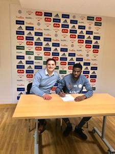 Nigerian Defender Signs Two-Year Deal With Leicester City