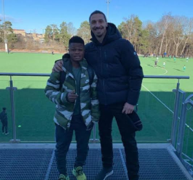 Sidos FC Sporting Director Egbukwu Gives The Lowdown On Amoo's Transfer To Hammarby
