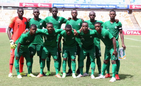 Confirmed Nigeria U17 World Cup Roster: West Ham's Jinadu, Bournemouth's Oluwabusola In, Arsenal's Ebiowei Out