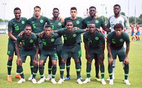 FIFA World Ranking : Nigeria Now 48th, Rise One Place, Fifth In Africa