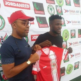 Maduabuchi Okereke Seals Two-Year Heartland Deal Worth N10 Million