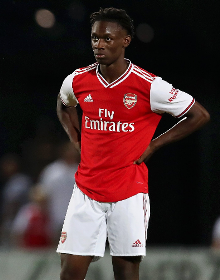 Arsenal schedule date to announce new contract signed by Nigeria-eligible striker