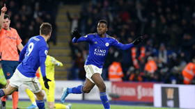 Aston Villa, West Brom Join Race For Leicester City's Nigeria International Striker