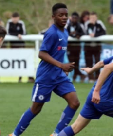 30-Goal Chelsea Winger Commits International Future To Nigeria Over England