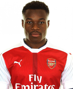 Arsenal Super Kid Bola Clarifies : I Am Not Eligible To Play For Nigeria