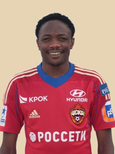 Ahmed Musa Makes First Appearance In Russian Cup