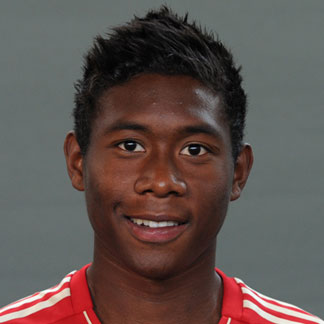 David Alaba Wants Central Midfield Role
