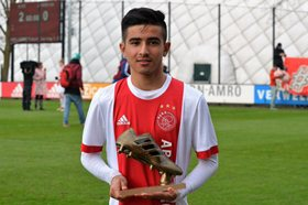 Manchester United Interested In Ajax Sensation Labelled The New Messi