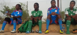 Chioma Wogu Targets Success With Super Falcons