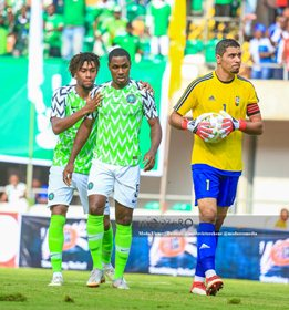 Musa, Iwobi, Ighalo Nominated For CAF Player Of The Year; Ndidi Youth POTY; Rohr Coach Of The Year