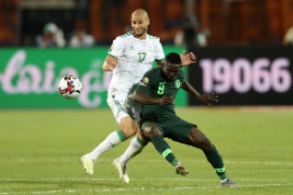 Super Eagles Player Ratings In Loss To Algeria : Ugly Marks For Ekong, Akpeyi; Etebo Bright Spark; Musa Quiet; Iwobi, Chukwueze Tame