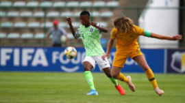 Golden Eaglets Captain Tijani Saga Update : Racing Genk Linked; Father Goes Into Hiding; N1.5M Spent To Get Exclusive Mandate