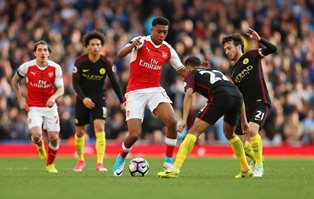 Iwobi Admits Arsenal Players Need To Prove To The Fans They Are Still A Force In England