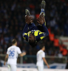 Victor Moses 87-Word Reaction After Sealing Crucial Win For Fenerbahce
