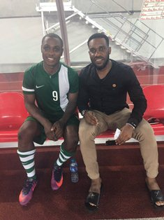 Nigeria Legend Okocha : I Am Jealous Of Neymar, Other PSG Players