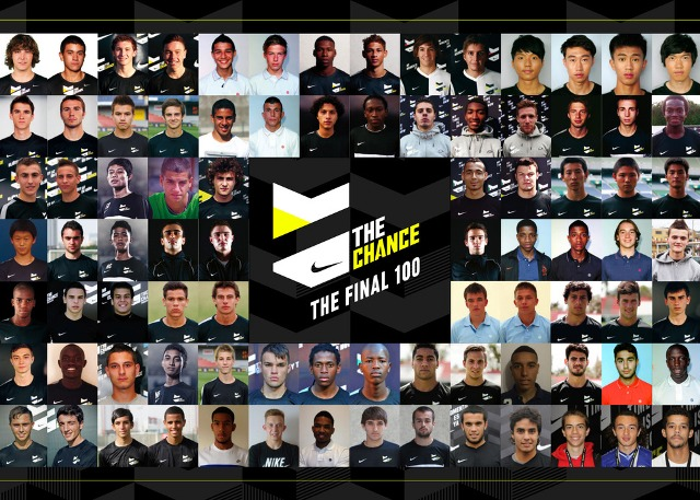 Lidiar con Consentimiento dolor de muelas  7 African Football Players participate in The Chance 2012 - 'Final 100'::  All Nigeria Soccer - The Complete Nigerian Football Portal
