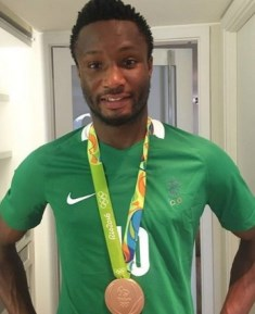 Super Eagles Captain Mikel Working Hard To Convince Ideye To Join Him At Tianjin Teda