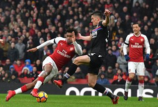 Alex Iwobi Rated Among Arsenal's 'Best Players' Vs Tottenham Hotspur