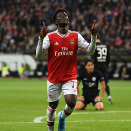 What Arsenal Boss Emery Has Said About Saka Ahead Of Trip To Leicester City