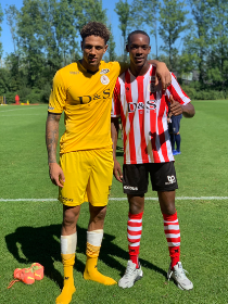 Super Eagles GK Okoye Stars On Sparta Rotterdam Debut; 17-Year-Old Nigerian Teammate Scores