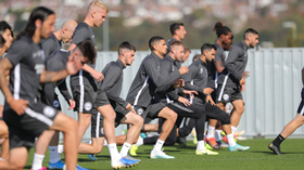 Things Get Better And Better For Rohr Pre-Brazil As Another Fitness Doubt Spotted Training