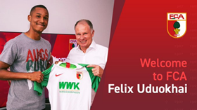 Done Deal : Wolfsburg Loan Out Felix Uduokhai To FC Augsburg