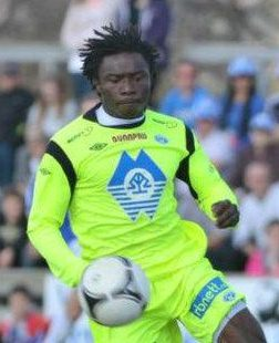 Daniel Chima Scores For Molde In Front Of Manchester United, Arsenal Scouts