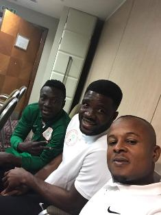 Exclusive : Lyon Scouting Super Eagles New Star Oghenekaro Etebo In France