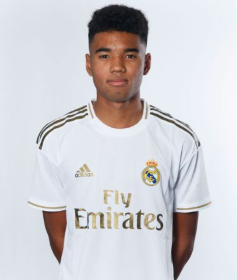 Akinlabi Aiming To Become First Nigerian To Play For Real Madrid After Promotion Ahead Of New Season
