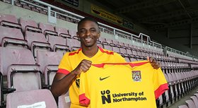 Official: Northampton Town Add Ex-Wolverhampton Wanderers Starlet Odoffin To Roster