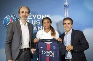 PSG Star, Ngozi Ebere : I Have Been Nominated For African Player of the Year Because Of My Recent Performances