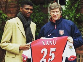 Arsenal Legend Kanu Pays Tribute To Wenger As Frenchman Announces Departure